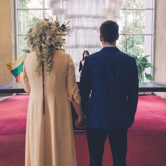 Vestuvinių ir proginių suknelių siuvimas ir taisymas / Larisa Bernotienė / Darbų pavyzdys ID 344919