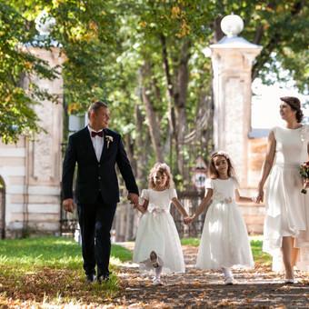 Vestuvinių ir proginių suknelių siuvimas ir taisymas / Larisa Bernotienė / Darbų pavyzdys ID 344925