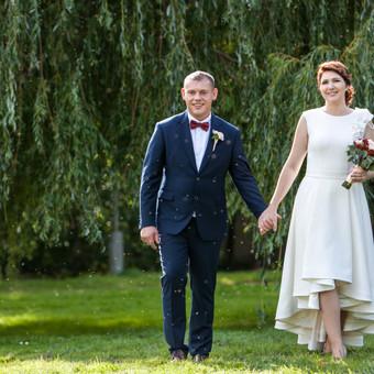 Vestuvinių ir proginių suknelių siuvimas ir taisymas / Larisa Bernotienė / Darbų pavyzdys ID 344927