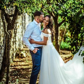 Vestuvinių ir proginių suknelių siuvimas ir taisymas / Larisa Bernotienė / Darbų pavyzdys ID 344933