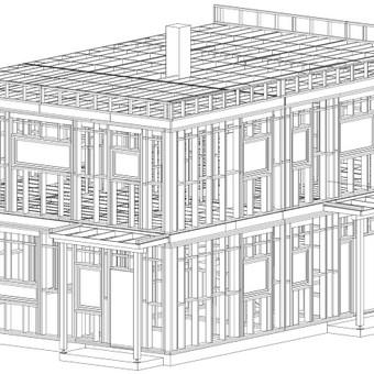 Architektas - konstruktorius Vilniuje / Juras Kuzmickis / Darbų pavyzdys ID 345215
