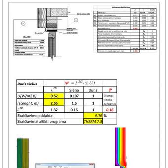 Energinis A+, Inžinerinių sistemų projek. ŠVOK ir VN / Gytis Malaiška / Darbų pavyzdys ID 347109