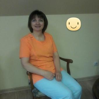 Kosmetologė / masažuotoja Kretingos mieste. / Kosmetologė / masažuotoja Laima Saarinen / Darbų pavyzdys ID 349575
