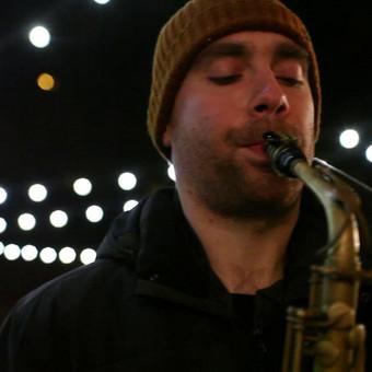 Saksofonistas / Manvydas Pratkelis / Darbų pavyzdys ID 349967