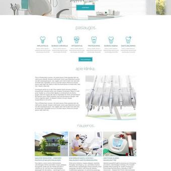 WEB / GRAFIKOS dizaineris / Ernestas Martinkus / Darbų pavyzdys ID 351113