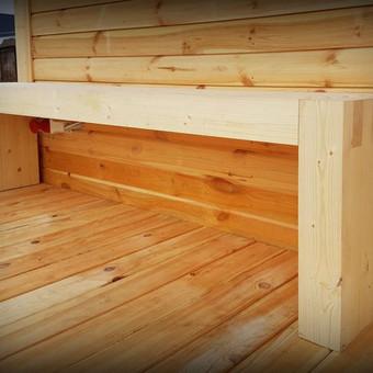 Mediena, medienos gaminiai ir pirtys. / Lina Kontautienė / Darbų pavyzdys ID 351579