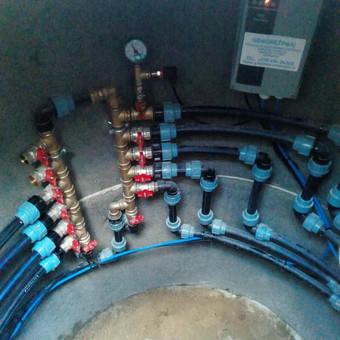 """Vandens ir geoterminiai gręžiniai, Nuotekų sistemos / UAB """"Geogręžiniai"""" / Darbų pavyzdys ID 351993"""