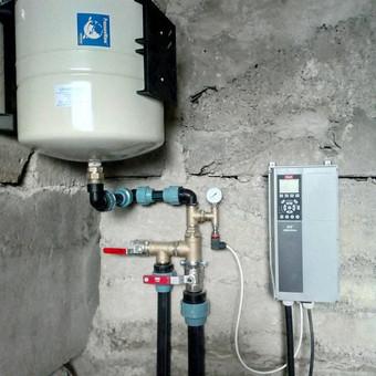 """Vandens ir geoterminiai gręžiniai, Nuotekų sistemos / UAB """"Geogręžiniai"""" / Darbų pavyzdys ID 352191"""