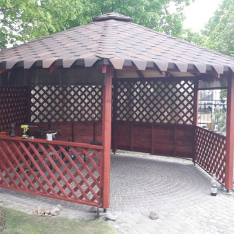Medžio-staliaus darbai / Giedrius / Darbų pavyzdys ID 352497