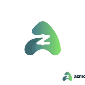 AZmoney    |   Logotipų kūrimas - www.glogo.eu - logo creation.