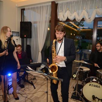 Saksofonistas/Profesionalių muzikantų grupė / Profesionalūs muzikantai / Darbų pavyzdys ID 355375