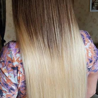 Plaukų priauginimas / Giedrė Bosienė / Darbų pavyzdys ID 356599