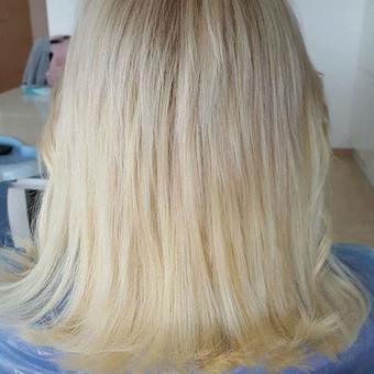 Plaukų priauginimas / Giedrė Bosienė / Darbų pavyzdys ID 356603