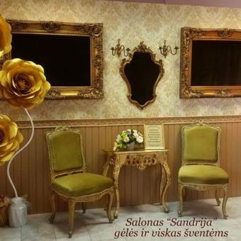 Gėlės ir puokštės / Sandrija / Darbų pavyzdys ID 356941