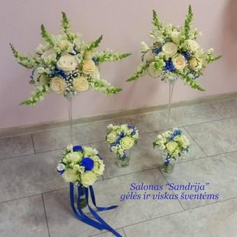 Gėlės ir puokštės / Sandrija / Darbų pavyzdys ID 356943