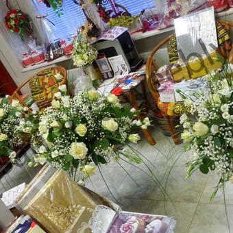 Gėlės ir puokštės / Sandrija / Darbų pavyzdys ID 356957