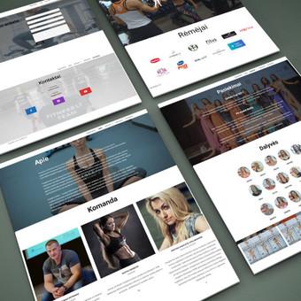 | Grafikos dizainas - WEB / Marek Germanovic / Darbų pavyzdys ID 358689