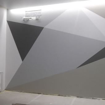 Sienu dekoravimas,vidaus apdailos darbai. / Rolandas / Darbų pavyzdys ID 359009
