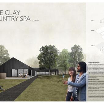 SPA projektas Latvijoje (kartu su architektu Gintaru Duoba)