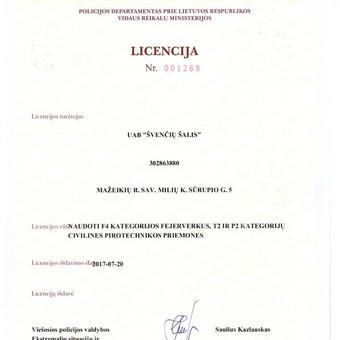 Fejerverkai / Tomas Galdikas / Darbų pavyzdys ID 360183