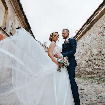 Vestuvinių ir proginių suknelių siuvimas Vilniuje / Oksana Dorofejeva / Darbų pavyzdys ID 363059