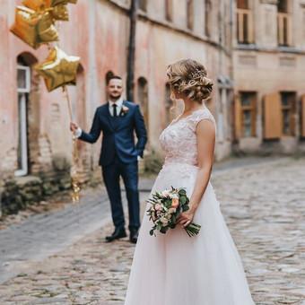 Vestuvinių ir proginių suknelių siuvimas Vilniuje / Oksana Dorofejeva / Darbų pavyzdys ID 363063