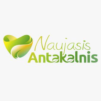 Naujasis Antakalnis logotipo sukūrimas
