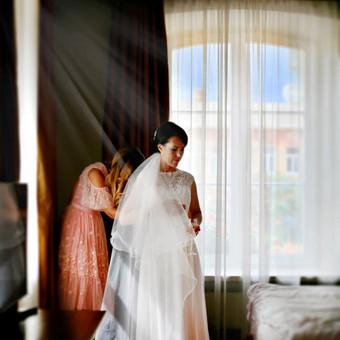 Vestuvių fotografavimas Vilniuje, aukštaitijoje / Donata Vitkienė / Darbų pavyzdys ID 368767
