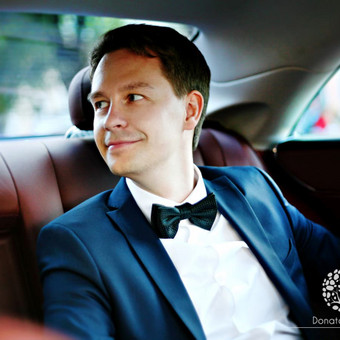 Vestuvių fotografavimas Vilniuje, aukštaitijoje / Donata Vitkienė / Darbų pavyzdys ID 368771