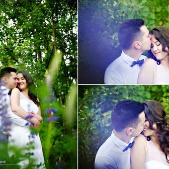Vestuvių fotografavimas Vilniuje, aukštaitijoje / Donata Vitkienė / Darbų pavyzdys ID 368777