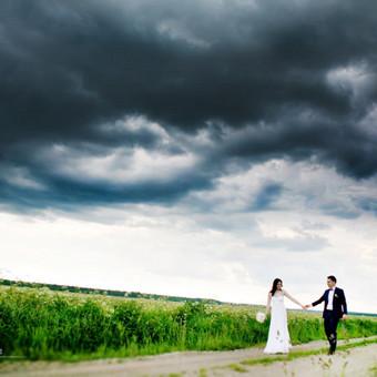 Vestuvių fotografavimas Vilniuje, aukštaitijoje / Donata Vitkienė / Darbų pavyzdys ID 368781