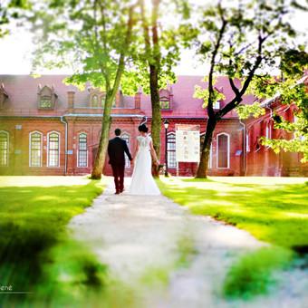 Vestuvių fotografavimas Vilniuje, aukštaitijoje / Donata Vitkienė / Darbų pavyzdys ID 368787