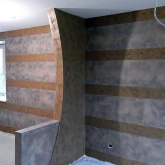 Sienu dekoravimas,vidaus apdailos darbai. / Rolandas / Darbų pavyzdys ID 370561