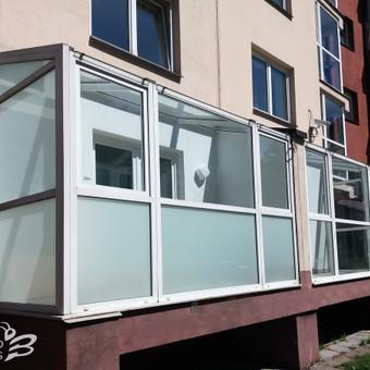 Plėvelės klijavimas Vilniuje / Stiklo Bitės / Darbų pavyzdys ID 373143