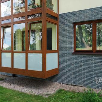 Plėvelės klijavimas Vilniuje / Stiklo Bitės / Darbų pavyzdys ID 373151