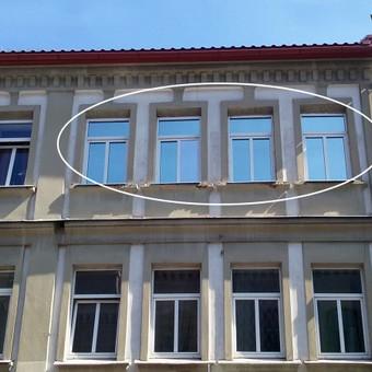 Plėvelės klijavimas Vilniuje / Stiklo Bitės / Darbų pavyzdys ID 373165
