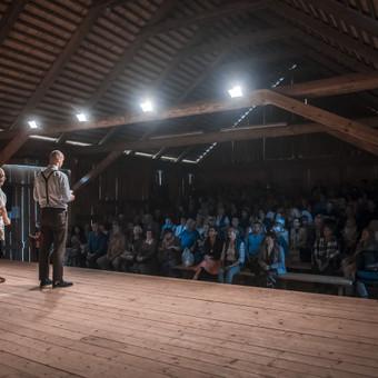 Paragių dvaro teatrų krivulės festivalis