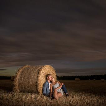Naktinė poros fotografija