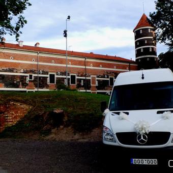 Keleivinių baltų Mercedes Sprinter mikroautobusų nuoma / Algimantas / Darbų pavyzdys ID 374099