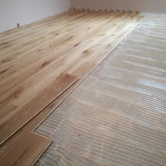 Medinių grindų įrengimas / Arnas / Darbų pavyzdys ID 374455