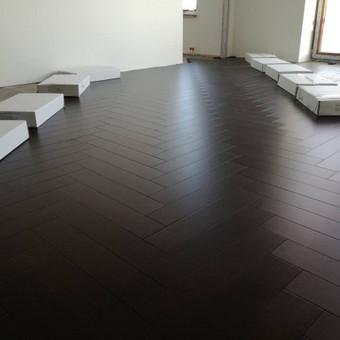 Medinių grindų įrengimas / Arnas / Darbų pavyzdys ID 374457