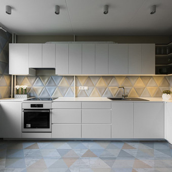 Virtuvės dizaino projektas