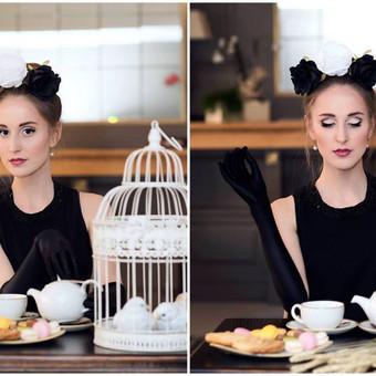Kosmetikė - vizažistė Erika / Erika Palenckaitė / Darbų pavyzdys ID 374921