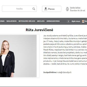 Tekstų kūrimas bei redagavimas verslui (LT,EN) / Ieva Salatkaitė / Darbų pavyzdys ID 375289