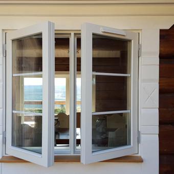 Medžio masyvo durys, langai, laiptų pakopos, palangės, deko / Arūnas / Darbų pavyzdys ID 375875