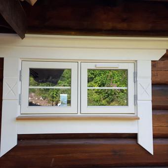 Medžio masyvo durys, langai, laiptų pakopos, palangės, deko / Arūnas / Darbų pavyzdys ID 375879