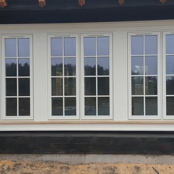 Medžio masyvo durys, langai, laiptų pakopos, palangės, deko / Arūnas / Darbų pavyzdys ID 375881