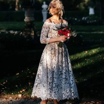 Vestuvinių ir proginių suknelių siuvimas Vilniuje / Oksana Dorofejeva / Darbų pavyzdys ID 378019