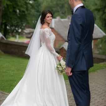Vestuvinių ir proginių suknelių siuvimas Vilniuje / Oksana Dorofejeva / Darbų pavyzdys ID 378023