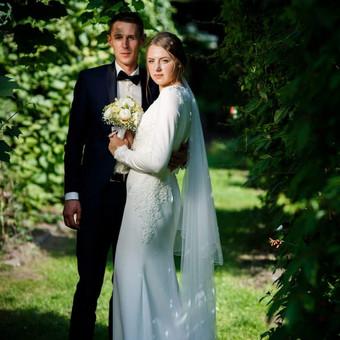 Vestuvinių ir proginių suknelių siuvimas Vilniuje / Oksana Dorofejeva / Darbų pavyzdys ID 378029